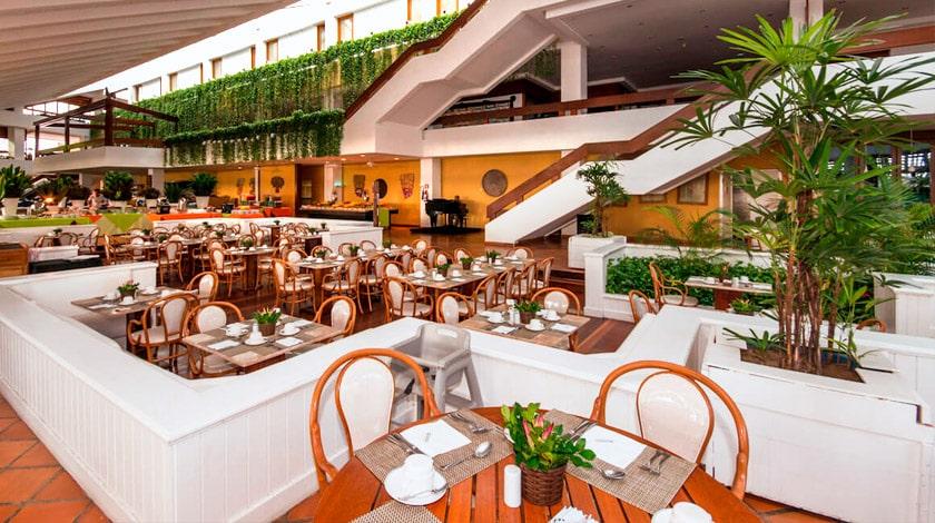 Restaurante do Transamerica Comandatuba