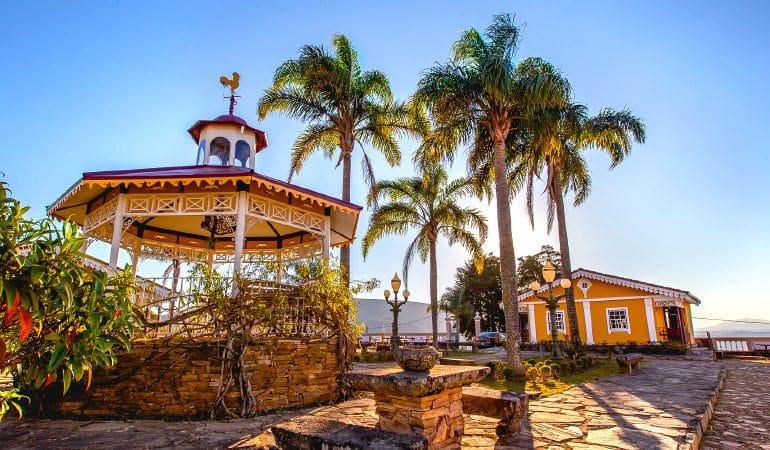 Vila Relicário Hotel: conforto e história na colonial Ouro Preto
