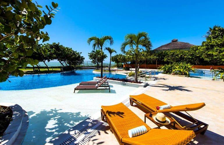Vogal Luxury Beach: exclusividade em Natal