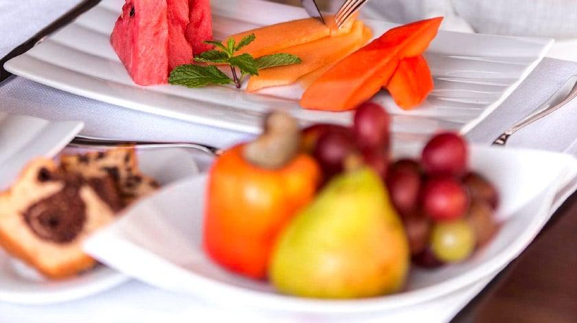 Vogal Luxury Beach - Gastronomia