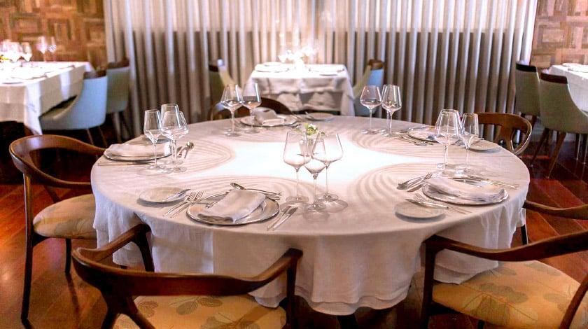 Vogal Luxury Beach - Restaurante
