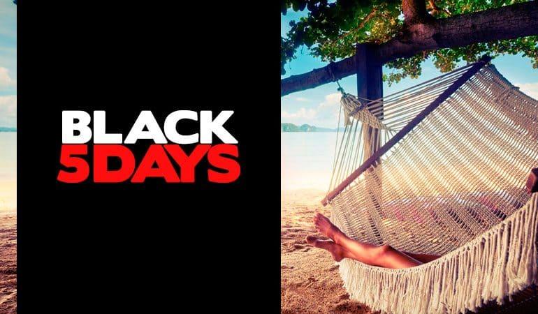 298c23f7a1 Black Friday  O Zarpo tem 5 dias com as melhores ofertas!