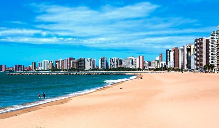 Praias De Fortaleza O Melhor Do Litoral Do Nordeste Zarpo Magazine