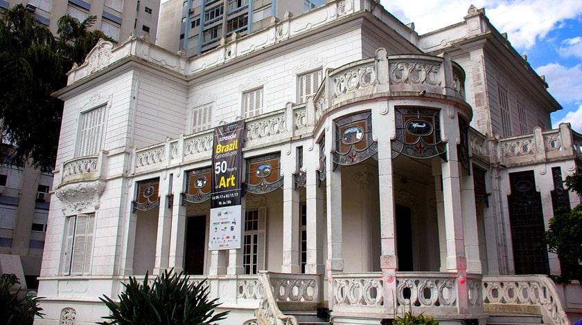 Pinacoteca Benedicto Calixto - Santos