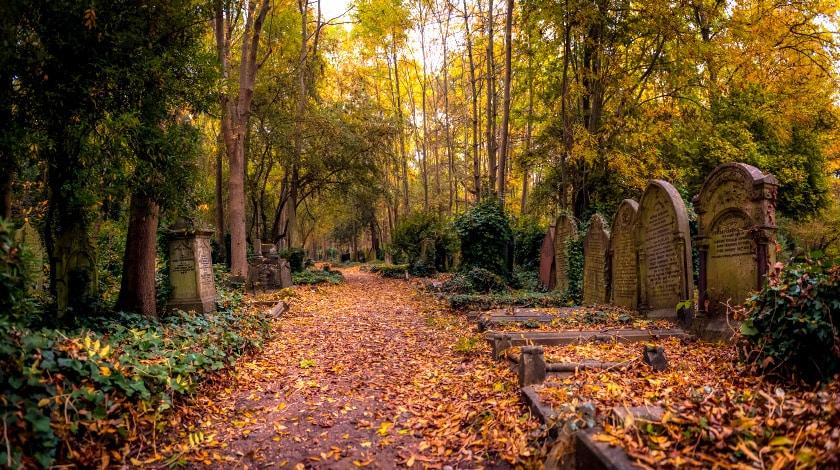 Cemitério de Highgate - Londres