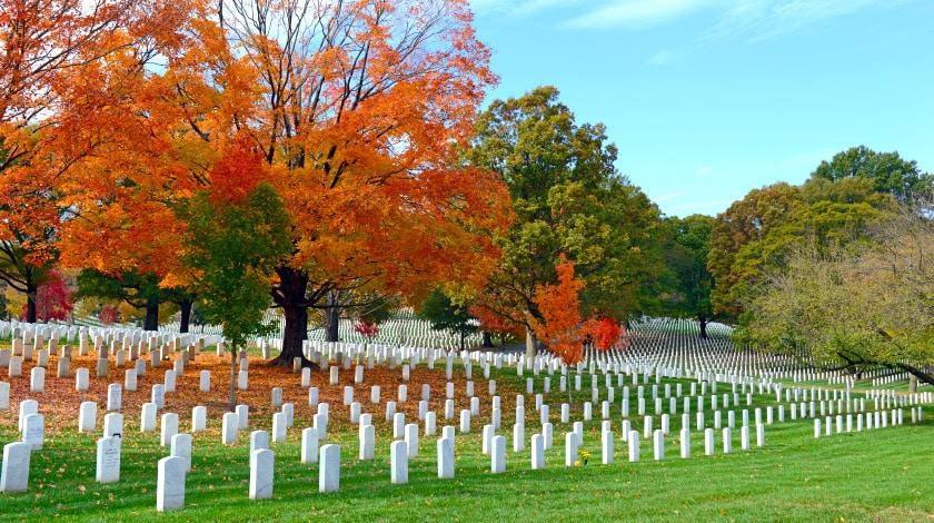 Cemitério Nacional de Arlington - Washington