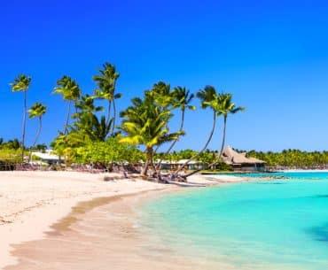 Conheça as melhores praias de Punta Cana