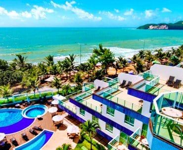 Coral Plaza: conforto à beira de Ponta Negra, em Natal