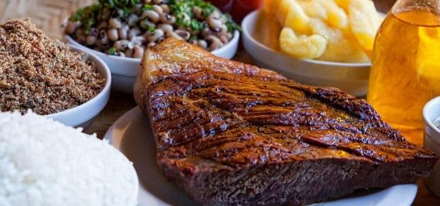 Coral Plaza - Gastronomia