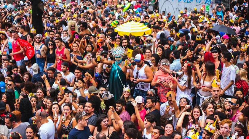 Carnaval gratuito para todos os gostos