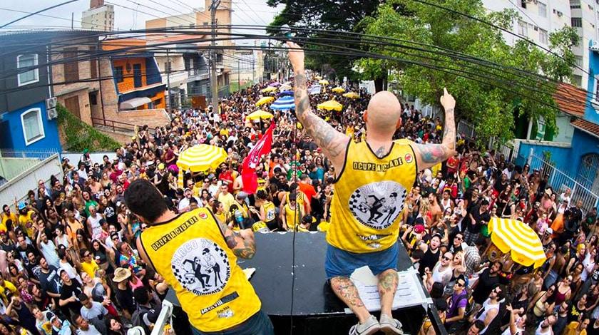 Programação - Carnaval em São Paulo