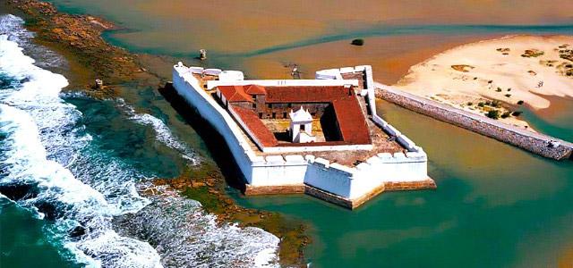 Forte Reis dos Magos - Rio Grande do Norte