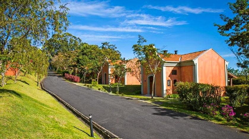 Hotel Villa Rossa - Localicação