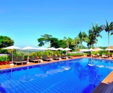 Hotel Villa Rossa sofisticação em São Roque, a 60 km de SP