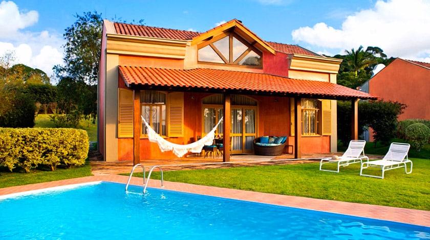 Hotel Villa Rossa - Acomodação