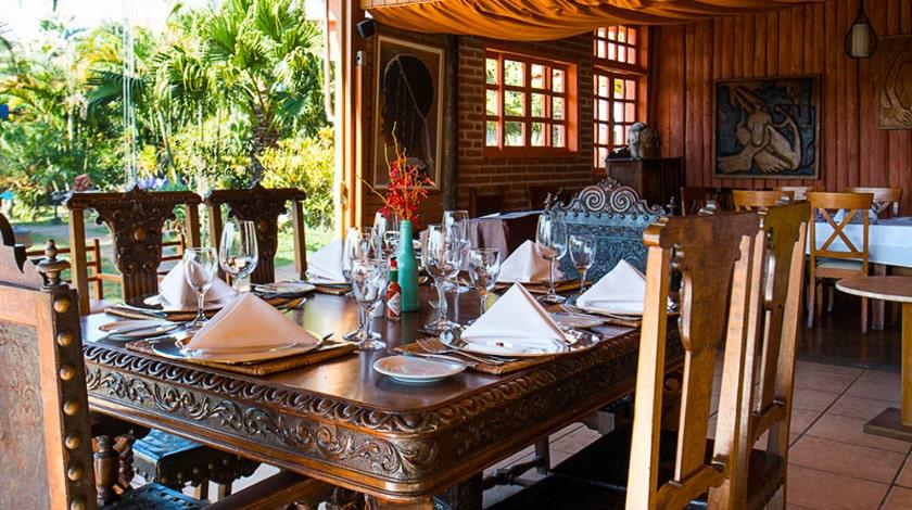 Hotel Villa Rossa - Restaurante