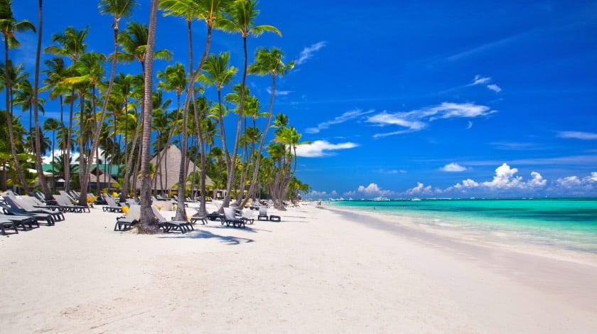 Praia do Bávaro - Punta Cana