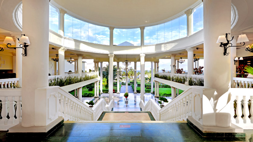 Lobby do Grand Palladium Jamaica