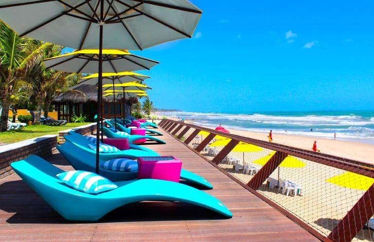 Kembali Hotel originalidade e sossego à beira de Porto de Galinhas