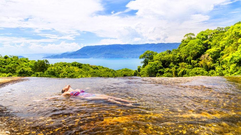 Cachoeira do Paquetá - Ilhabella
