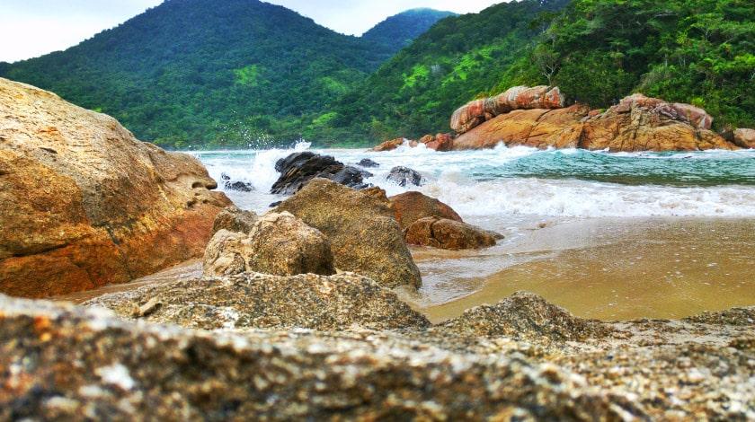 Praia do Cachadaço - Trindade