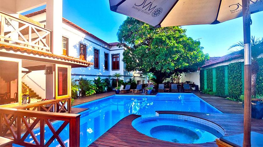 Casa de Santo Antônio - Piscina