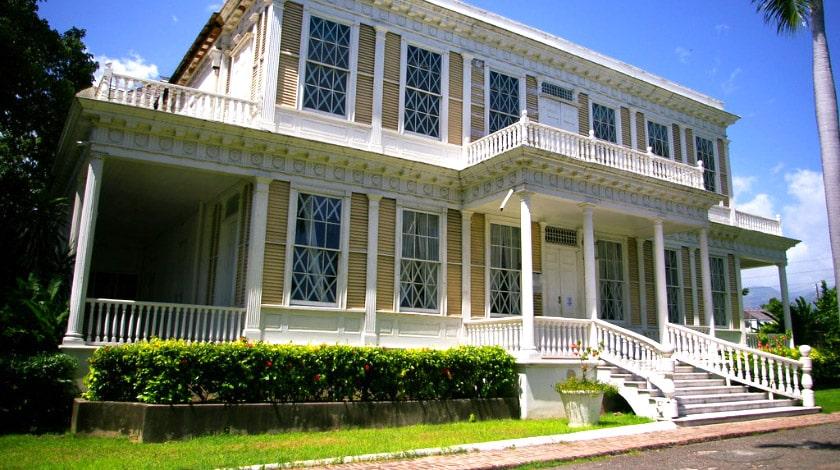 Devon House - Jamaica