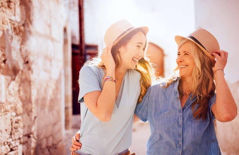 Dia das Mães: dê uma viagem de presente!