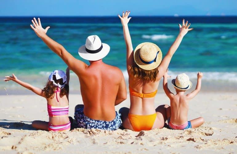 Férias de Julho viagens para todos os gostos
