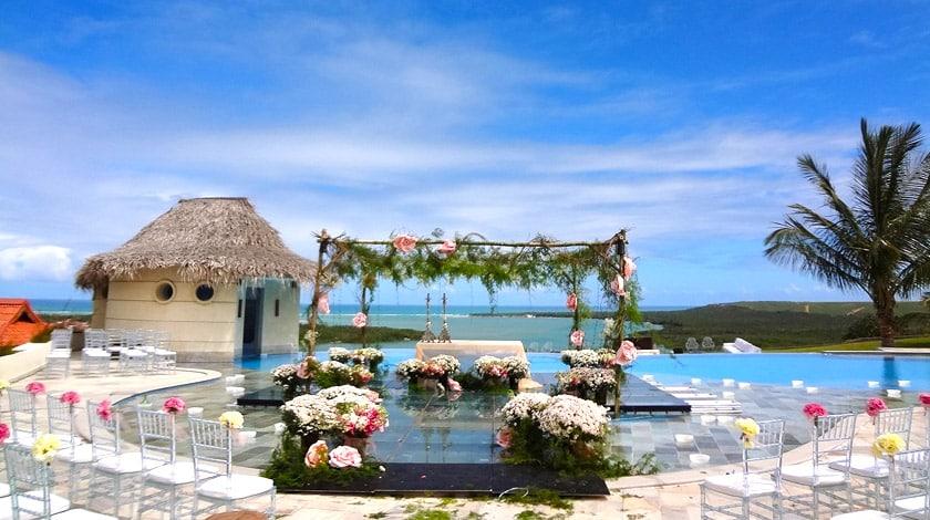 Gungaporanga - hotéis para casar