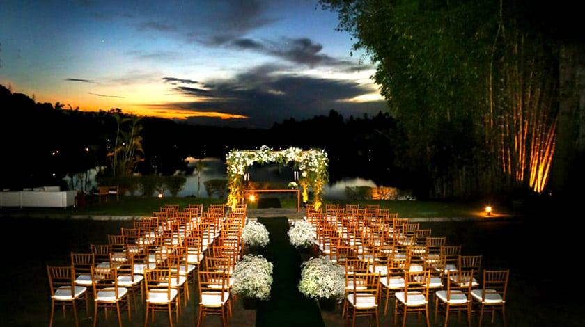 Hotel Villa Rossa - Casamento