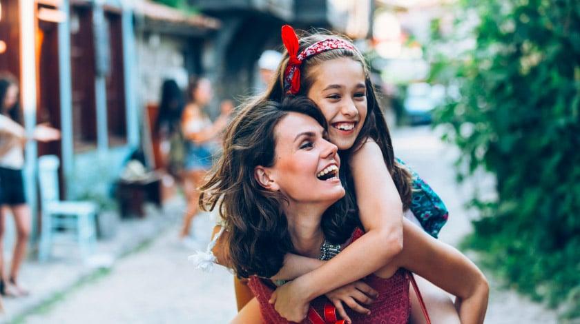 Para a mãe que quer se divertir com os filhos - dia das mães viagem