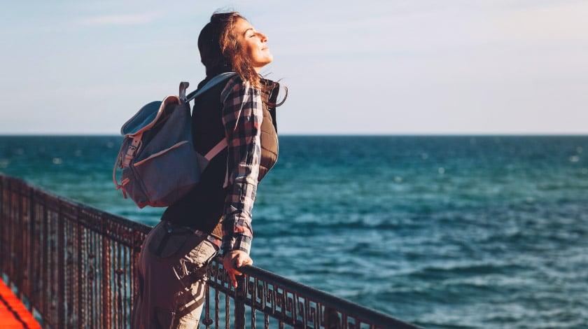 Para a mãe que quer viajar sem os filhos - dia das mães viagem