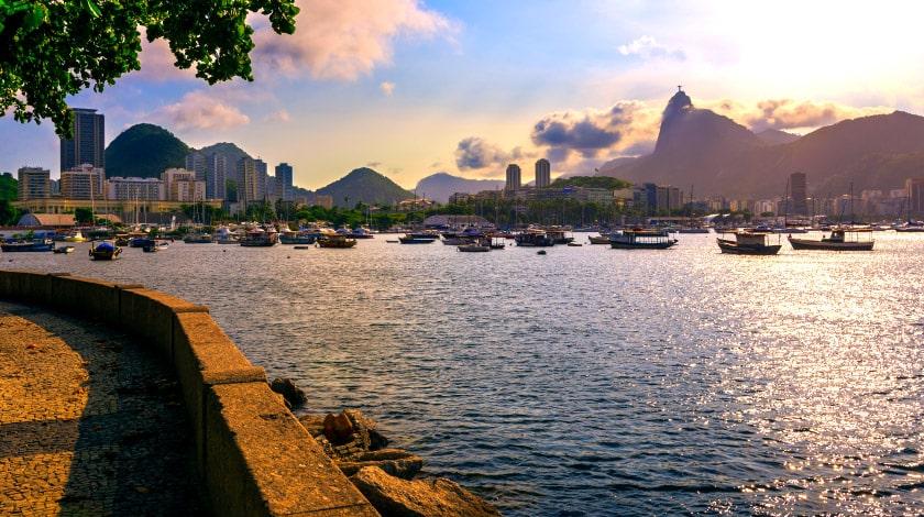 Mureta da da Urca - Rio de Janeiro