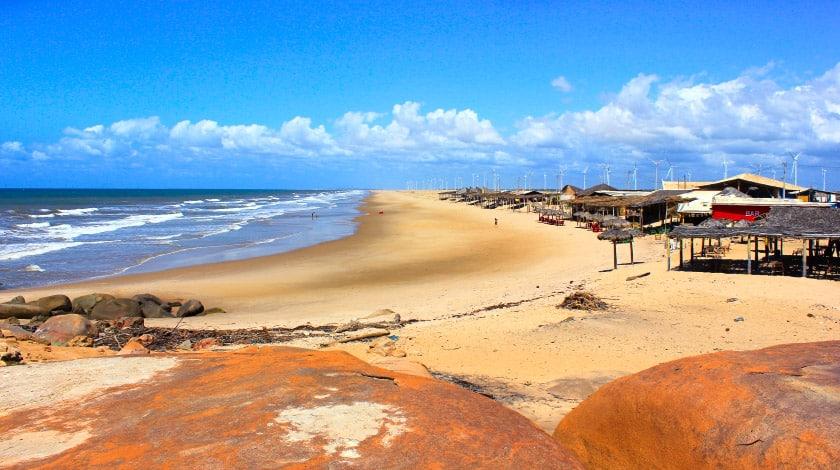 Praia do Coqueiro - Parnaíba