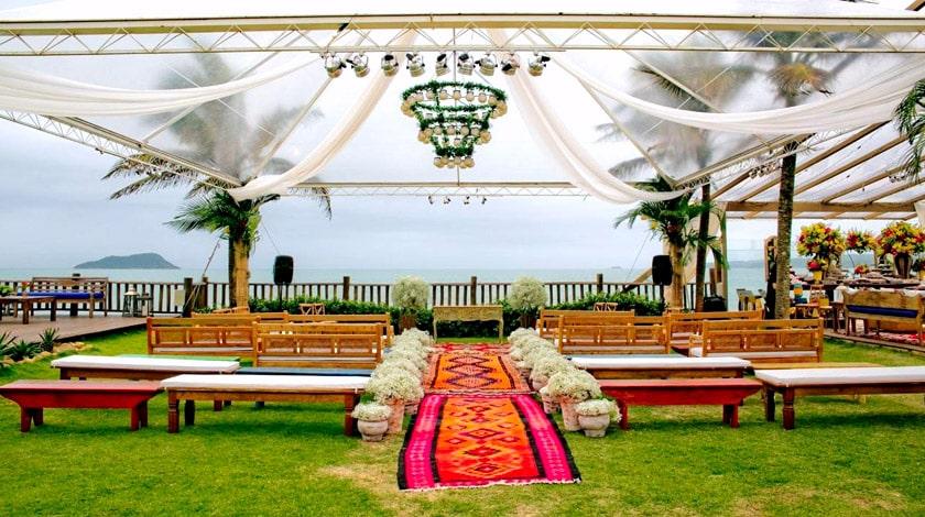 Pousada Villa Rasa - hotéis para casar