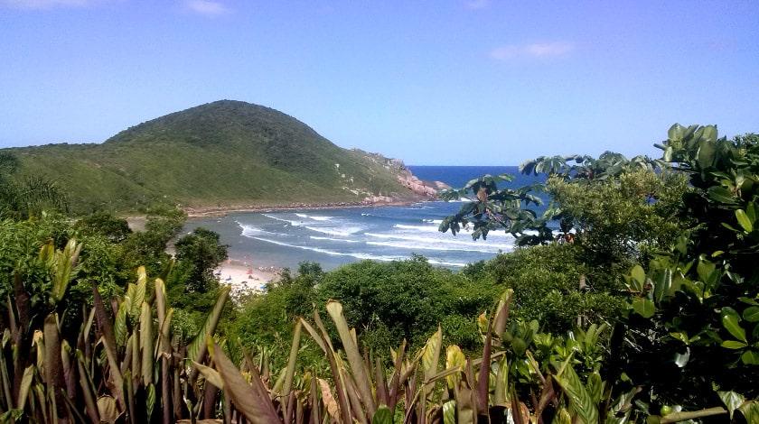 Praia do Rosa - Santa Catarina - Praias para surfar no Brasil