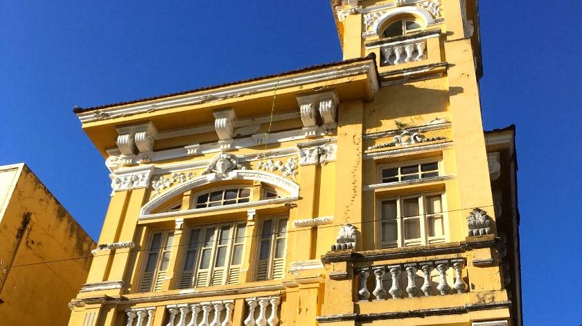 Casa de Cultura Jorge Amado, um dos pontos turísticos da Bahia