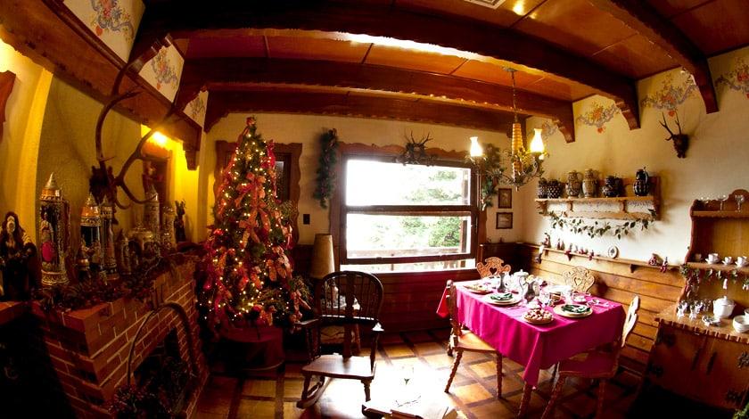 Aldeia do Papai Noel, em Gramado - RS