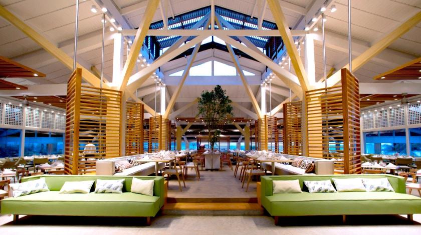 Club Med Rio das Pedras - Restaurante