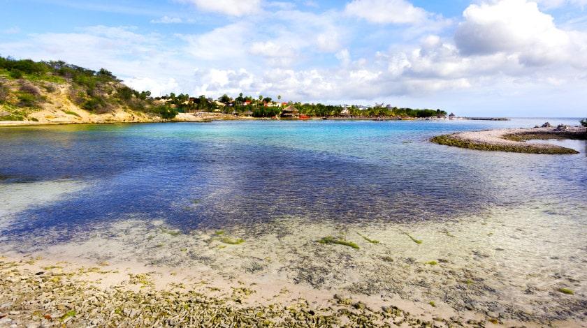 Curaçao - Jan Thiel bay
