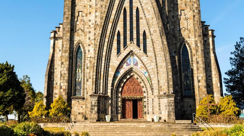 Catedral de Pedra, em Canela - RS