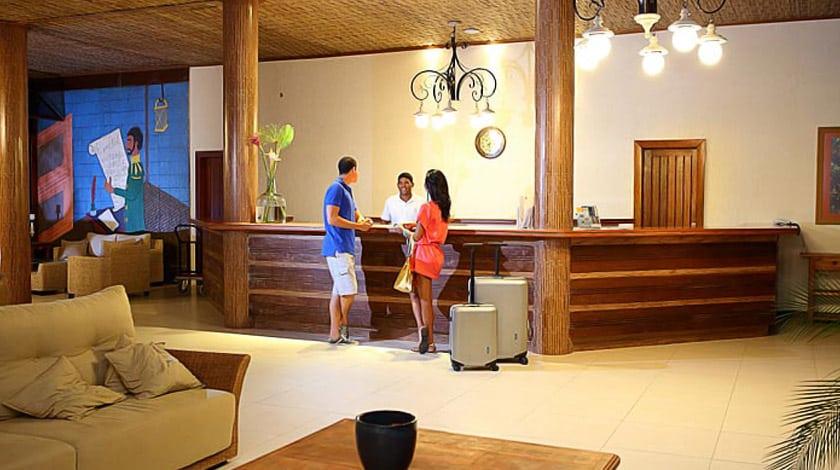 Porto Seguro Praia Resort - Recepção