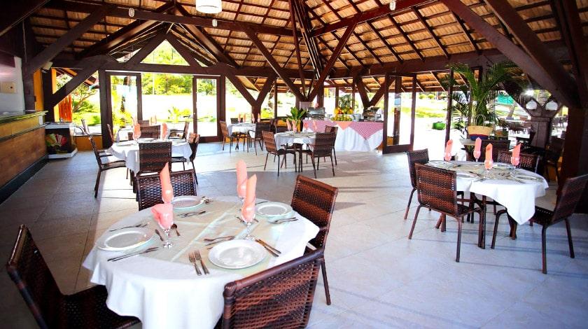 Porto Seguro Praia Resort - Restaurante
