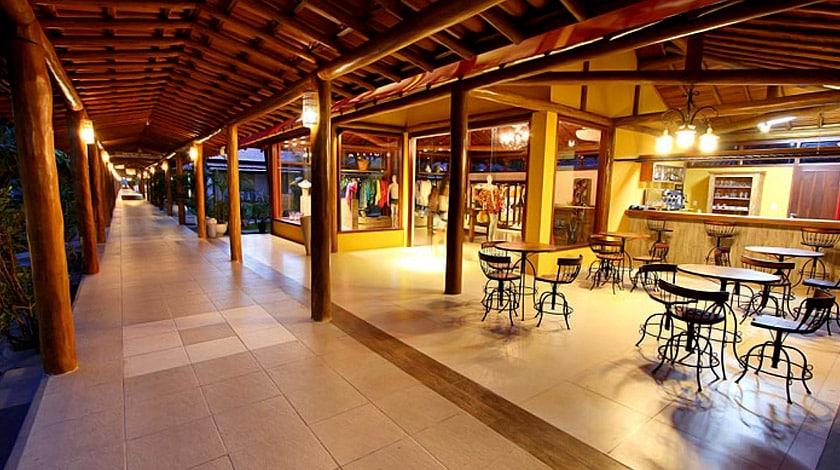 Porto Seguro Praia Resort - Serviços