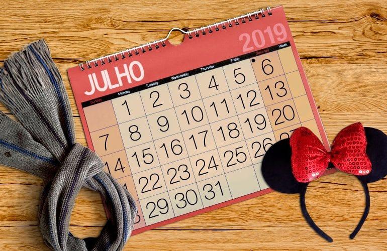 Confira os melhores destinos para viajar em julho
