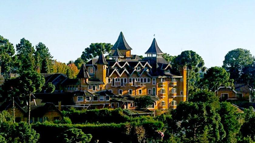 Castelo Nacional Inn