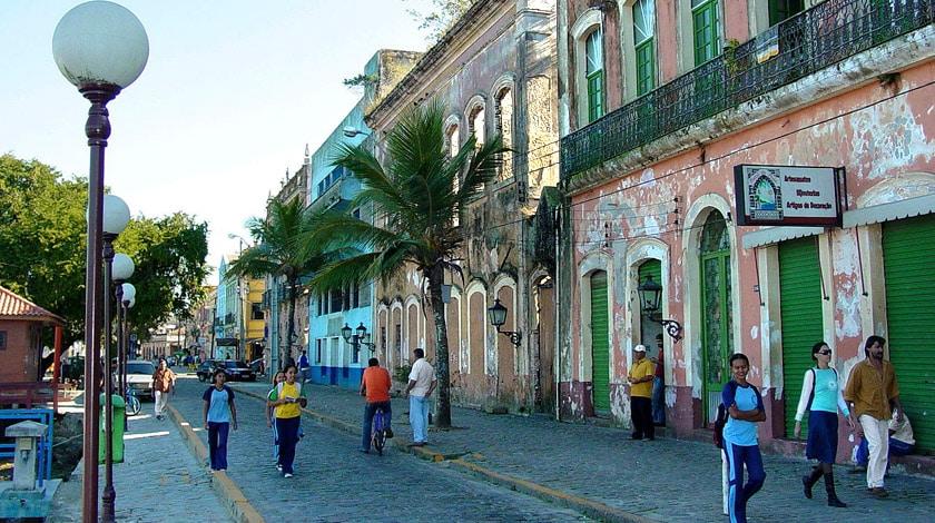 Centro Histórico - Paranaguá