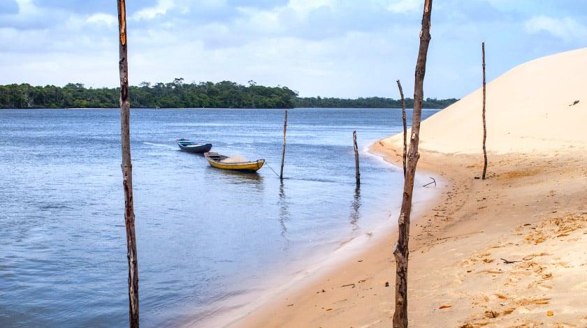 Parnaíba - Piauí - rota das emoções