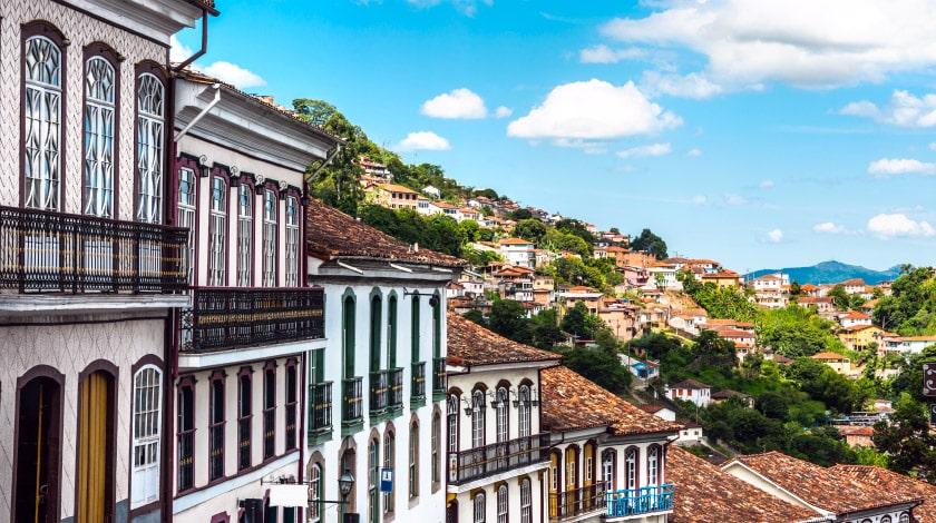 Ouro Preto, em Minas Gerais